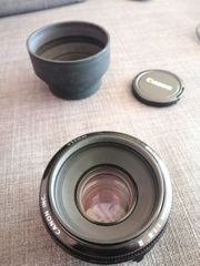 Canon 50mm 1 8 Objektiv
