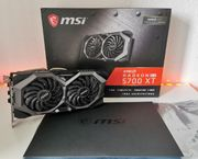MSI RX 5700 XT Mech