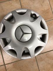 Radkappen von Mercedes