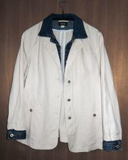 Damenjacke Gr 46 Blazer Jacke