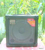 Verkaufe Gitarrenverstärker Roland Cube 30