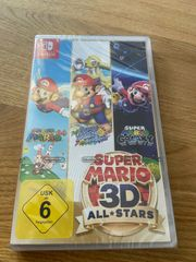 Nintendo Switch Super Mario 3D