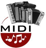 MIDI SOUND für Akkordeon steirische