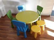 Kindersitzgruppe Tisch IKEA