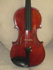 Italienische Meister Geige Soloinstrument ENRICO