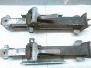 2 gebrauchte Linnepe Fahrzeugstützen Quicklift