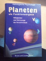 Planeten als Funktionsorgane gebundene Ausgabe