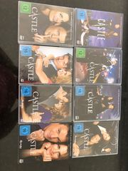 Castle Staffel komplett Dvd