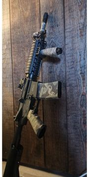 M4-CO2-Gewehre mit BlowBack Funktion Kaliber
