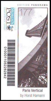 Morgenpost-Briefservice MiNr 5 04 02