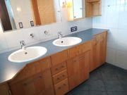 Badverbau Waschtischverbau Waschbecken