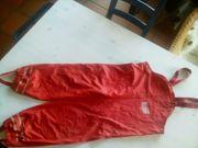 jako-o Regenhose rot Größe 128-134