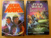 2 Bücher Star Wars