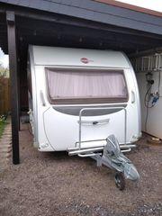 Wohnwagen Bürstner Belcanto 410 ts
