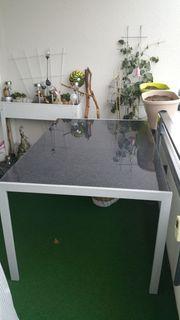 Gartentisch groß für 6 Personen