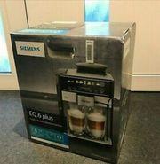 Siemens EQ 6 plus kaffevollautomat