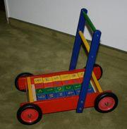 Bauklotzwagen oder Babywalker