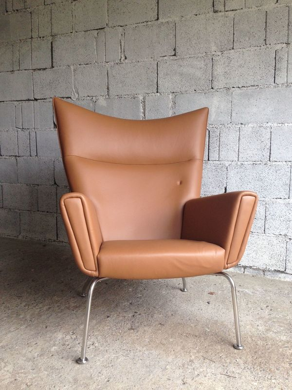 Lounge Chair Wingchair Wegner - Polstersessel -