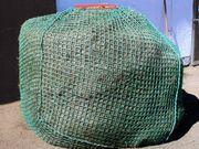 Rundballen-Heunetz für 100-150 cm Ballen