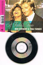 MAXI CD - Rod Stewart Tina