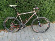 Seven Cycles Verve Titanrahmen MTB