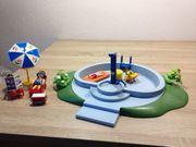 Playmobil Schwimmingpool