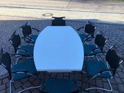 Tischgruppe mit Stühle zu Verschenken