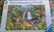 Ravensburger Puzzle IM DSCHUNGEL