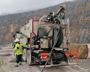 Sprengstofffahrer MEMU-Operator und Sprenghelfer m