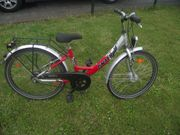Falter Mädchen Fahrrad 24 Zoll