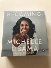 Michelle Obama - Hörbuch auf englisch