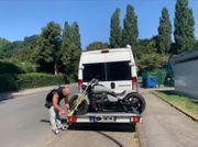 250kg Rollerträger Bühne Motorradbühne