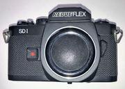 Spiegelreflexkamera REVUEFLEX SDI