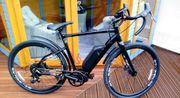 Raleigh Mustang - Elektrisches Fahrrad