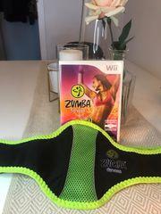 Nintendo Wii Spiel Zumba