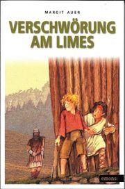 Buch Verschwörung am Limes