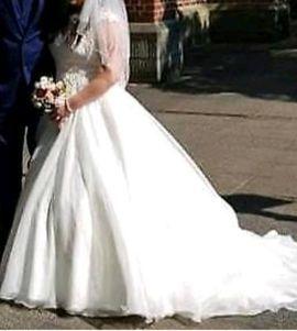 Brautkleid Größe 44: Kleinanzeigen aus Bochum Wiemelhausen - Rubrik Alles für die Hochzeit