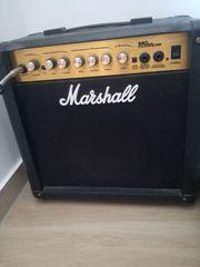 Marshall Verstärker MG15CDR Combo Gitarrenverstärker