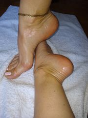 Video Füße Paket