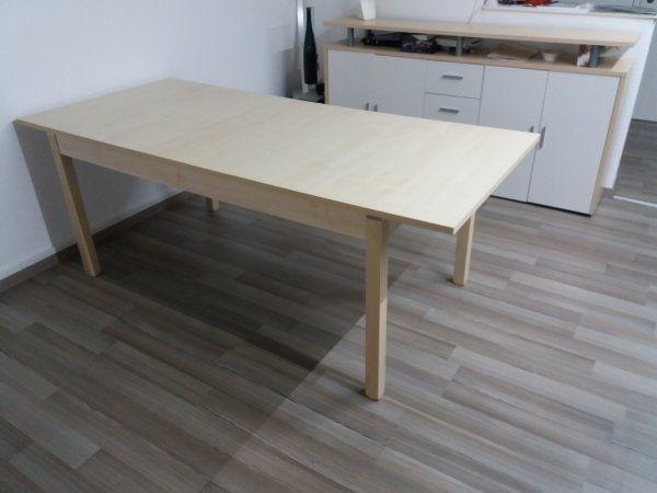 Esstisch ausziehbar und Sideboard