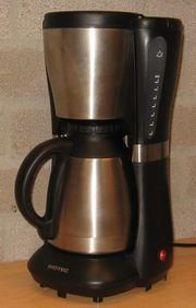 Kaffeemaschine Filter wenig genutzt und