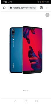 Huawei P20 Pro 128 Gb -
