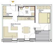2-Zimmer-Wohnung in Lauterach befristet 2