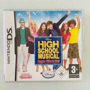 NintendoDS High School Musical - Regie