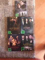 Twilight DVD Reihe 1 normale