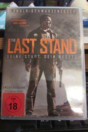 DVD Last Stand mit Arnold