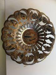 Original ägyptischer Teller aus Ägypten