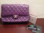CHANEL FLAP BAG 2 55