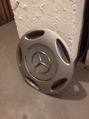 4 x Mercedes Radkappen