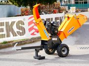 DELEKS® DK-800 KOHLER Benzinhäcksler Gartenhäcksler